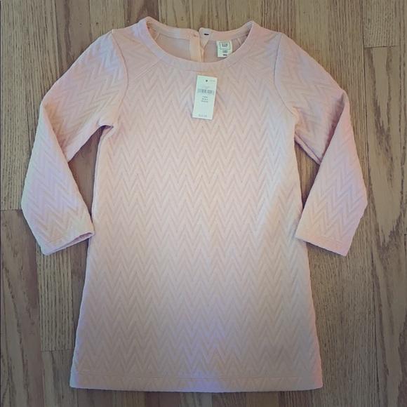 NWT Gap pink dress (4)